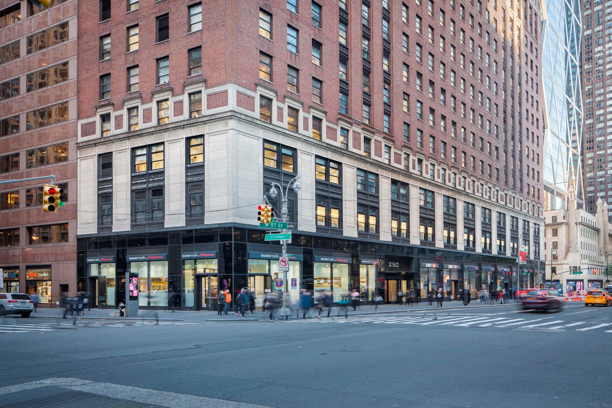 250 West 57th Street