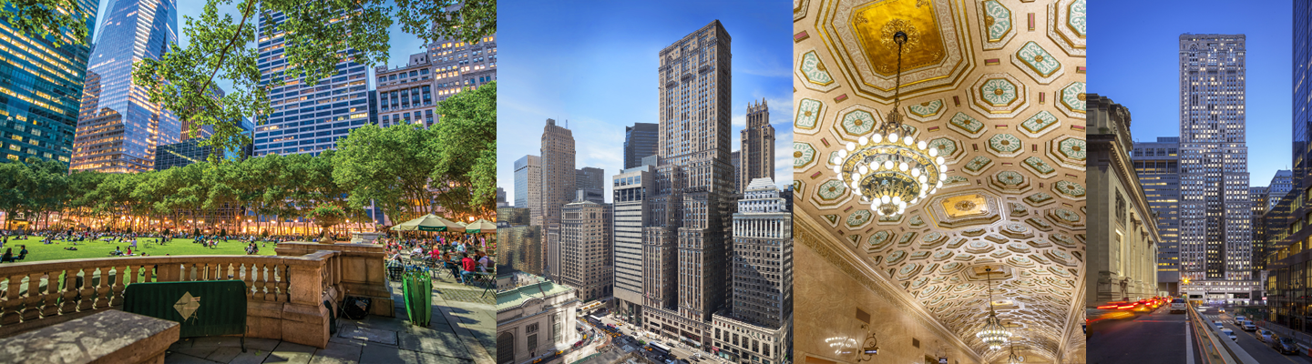 Empire State Realty Trust Signs New Leases for Total of 49,999 Square feet at One Grand Central Place